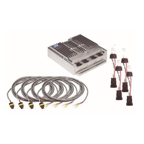 ECCO Remote Strobe Kit: 9460, 4x 9001C, 4x 9915 - 9460-1