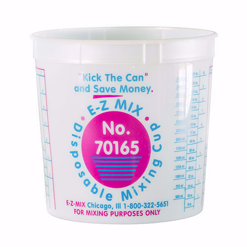 EZ Mix 5-Quart Paint Mixing Cups