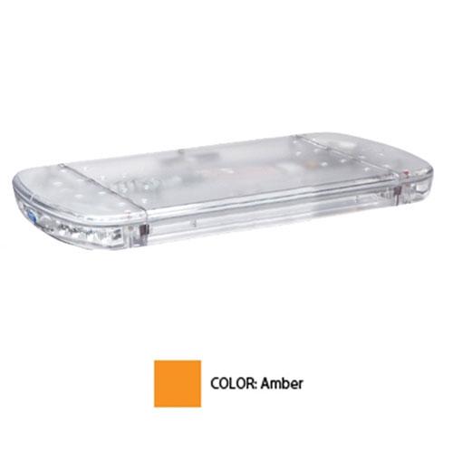 "ECCO Streetlazer® 23"" 4-LED Amber Reflective Minibar, 12VDC - 15-01423-E"