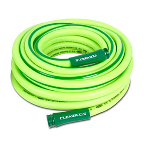 "Legacy 5/8"" X 100' Garden Hose with 3/4"" GHT Fittings - HFZG5100YW"