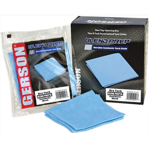 Gerson Blend Prep™ XL Synthetic Mesh Tack Cloth - Blue - 20008B
