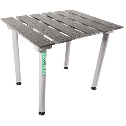 Woodward Fab Welding Positioning Layout Table - WT-38-47-S