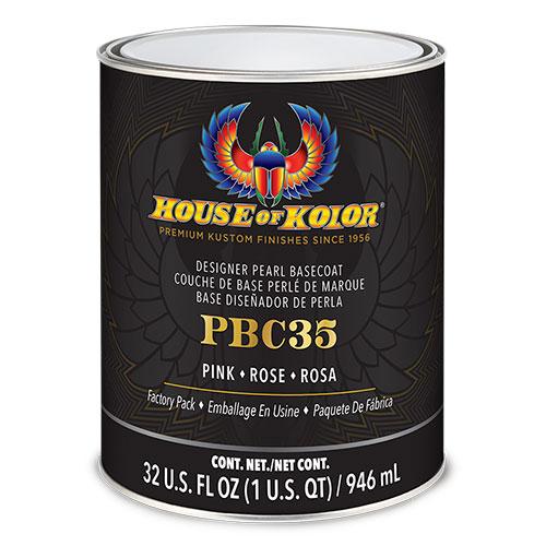 House of Kolor SHIMRIN® Violette Designer Pearl Quart - PBC40Q