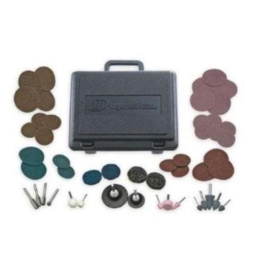 Ingersoll Rand 50 pc Die Grinder Surface Prep Accessory Kit - 23A-VAR-GR