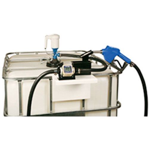 John Dow Industries 275-Gallon IBC TOTE Dispensing System - Electric - DEF-TOTE-A