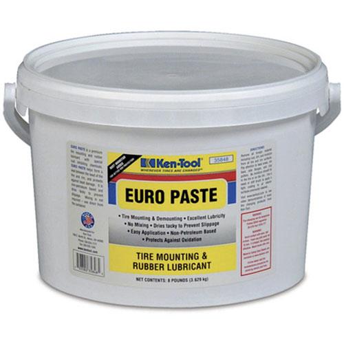 Ken-Tool 8lb Bucket Euro Paste Tire Lube - 35848
