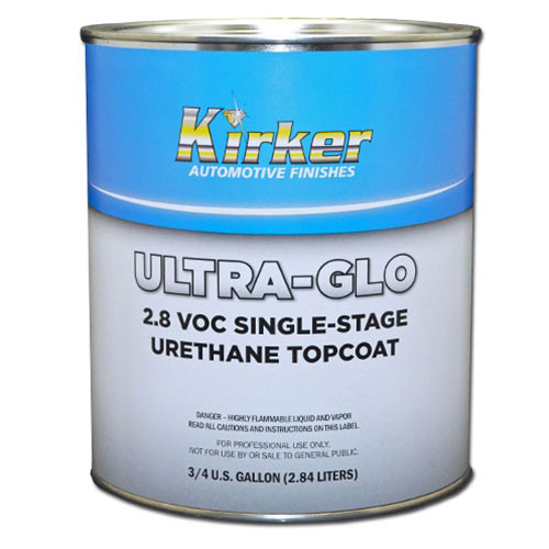 Kirker Ultra-Glo Ultimate Jet Black Car Paint - UA-70333