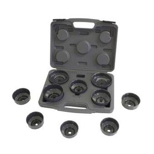 Lisle 10 pc HD End Cap Wrench Set - 61450