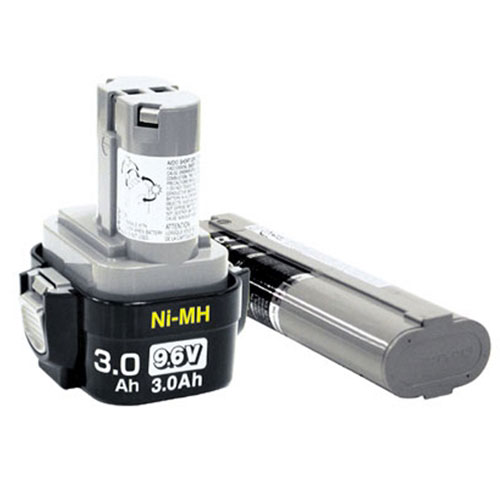 Makita 9.6V 1.3 Ah Pod Ni-Cd Battery - MKT-192638-6