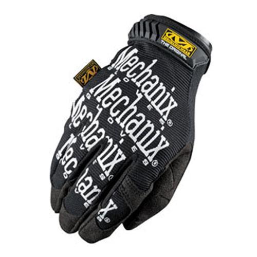 Mechanix Wear The Original All Purpose Gloves, Black, Small - MG05008