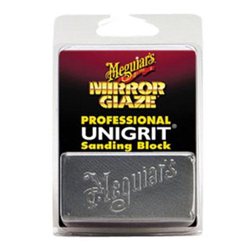 Meguiar's Mirror Glaze® Unigrit® Sanding Block, 1500 Grit - K1500
