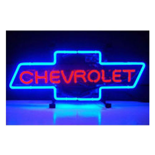 Neonetics GM Chevrolet Bowtie Neon Sign