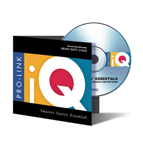 NEXIQ Pro-Link iQ™ Heavy Duty Diagnostic Software, J1939 - 883007