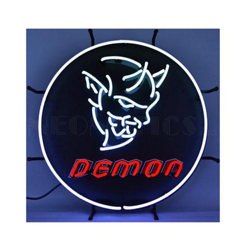 Neonetics Auto-Dodge Demon Neon Sign - 5DEMON