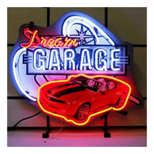 Neonetics Dream Garage GM Camaro Neon Sign - 5DGCAM