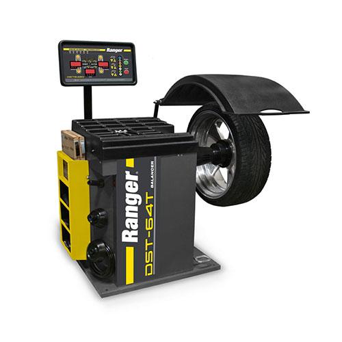 Ranger Wheel Balancer w/ 3D Quick-Touch™ DataWand™ / 208-230V - DST64T