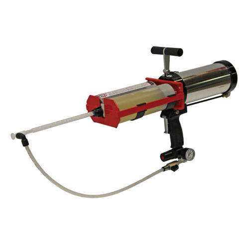RhinoPro Dual Cartridge Pneumatic Spray Gun - RPCS-002