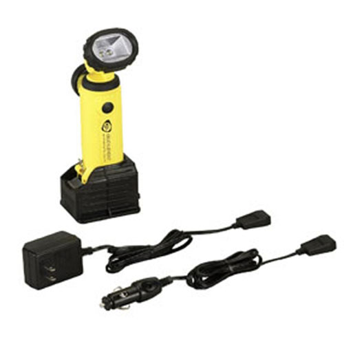 Streamlight Knucklehead® Rechargeable Worklight- 120V AC/ DC - Yellow
