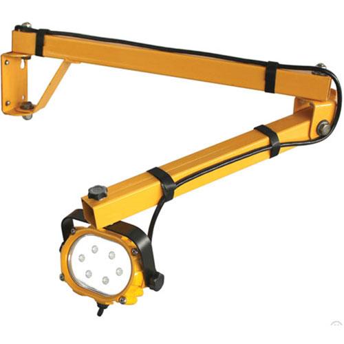 Saber® 16-Watt LED Swing Arm Dock Light
