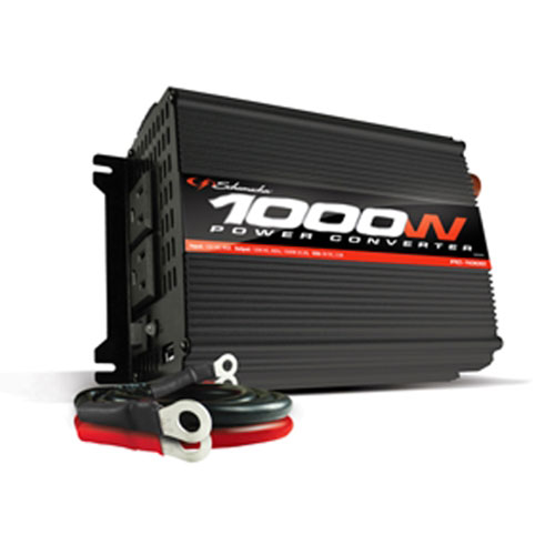 Schumacher 1000 Watt Continuous Power Inverter - PC-1000