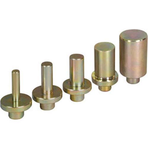 Sunex Tools 5pc Zinc-Plated Press Punch Kit - 57PPK5
