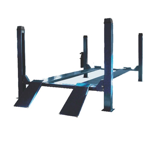 Tuxedo 12,000 LB Four Post Cable Driven Lift - FP12K-K