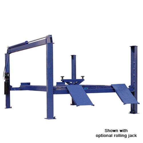 Tuxedo 14,000 LB Four Post Alignment Lift, Chain Driven - FP14KA