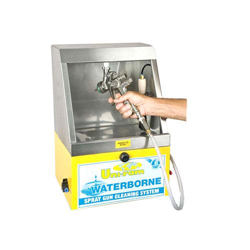 Uni-Ram Spray Gun Cleaner - UM80W, Paint Gun Washers: Auto ...