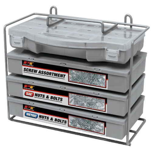 1,200 Piece Nut, Bolt and Washer Assortment - W5226