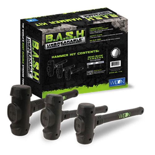 Wilton B.A.S.H® Dead Blow Hammer Kit - 11113