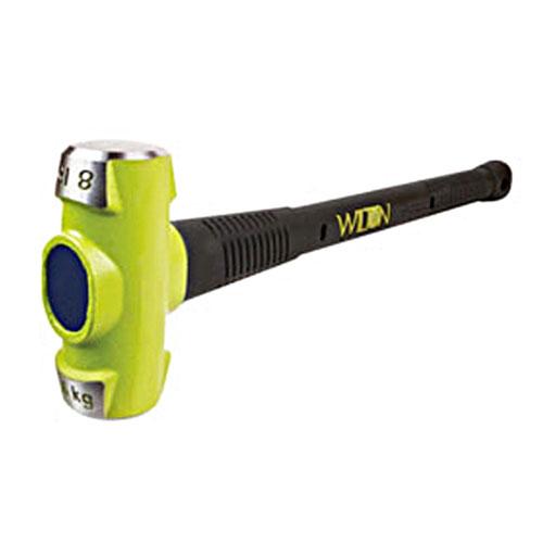 """Wilton 8 Lb Head, 36"""" B.A.S.H® Sledge Hammer (30HRC) - 40836"""