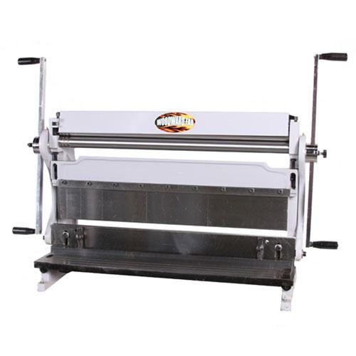 Woodward Fab 3-In-1 Bend/Roll/Shear Machine