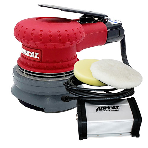 "AIRCAT 3"" DC Electric Palm Sander/Polisher - 6700-DCE-3"