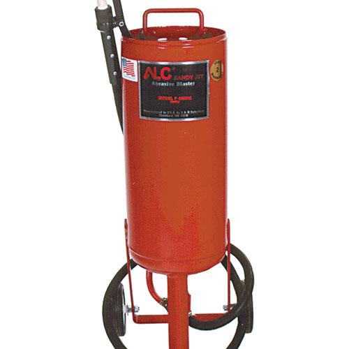 ALC 90-Lb. Capacity Deadman Pressure Abrasive Blaster - 40002