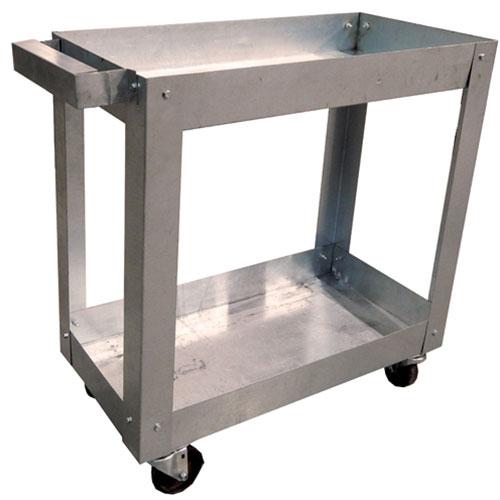Champ 2-Shelf Utility Cart