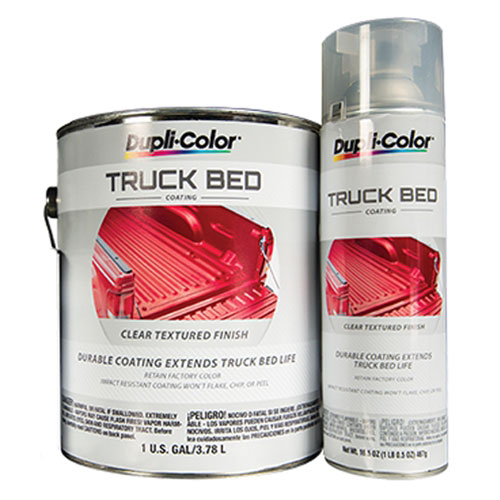 Dupli-Color Clear Truck Bed Coating