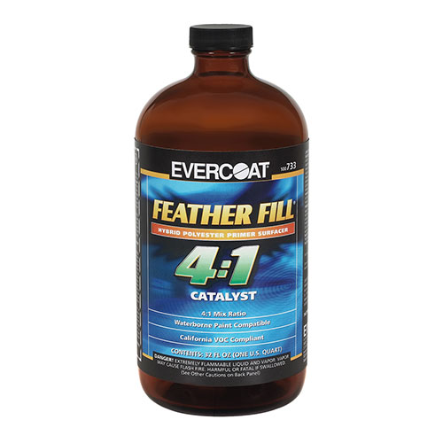 Evercoat 4:1 Polyester Primer Catalyst - 733