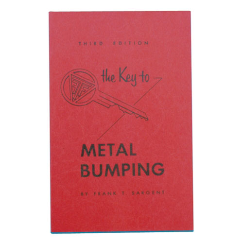 "Martin ""The Key To Metal Bumping"" Instructional Book"