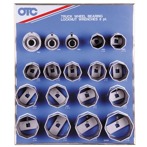 OTC 4-1//2 3//4 Drive 8 Point Bearing Locknut Socket 1938