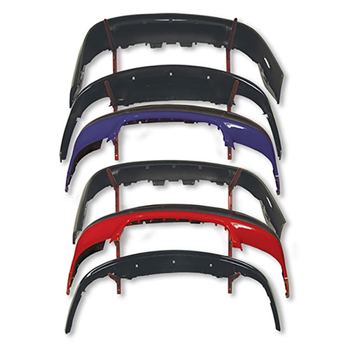 ProLific Mega Bumper Rack - Wall Mount