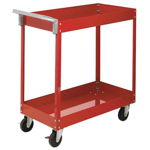 Sunex Tools Economy Service Cart (Red) - 350 lb. Capacity - 8003SC