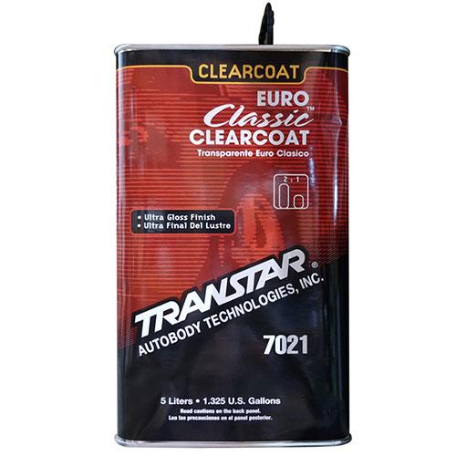 Transtar Euro Classic Clearcoat - 7021