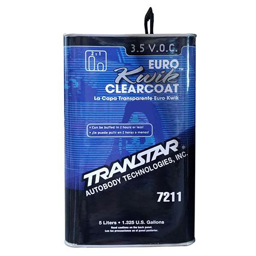 Transtar Euro Kwik Clearcoat - 7211