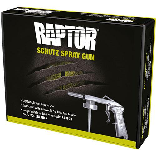 U-POL Standard Application Gun for Raptor & Gravitex - UP0726