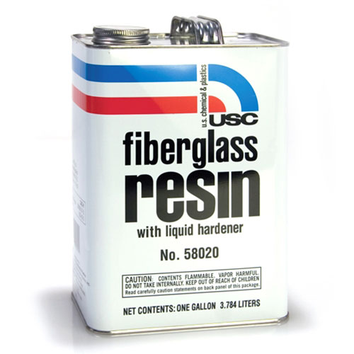 USC Fiberglass Resin