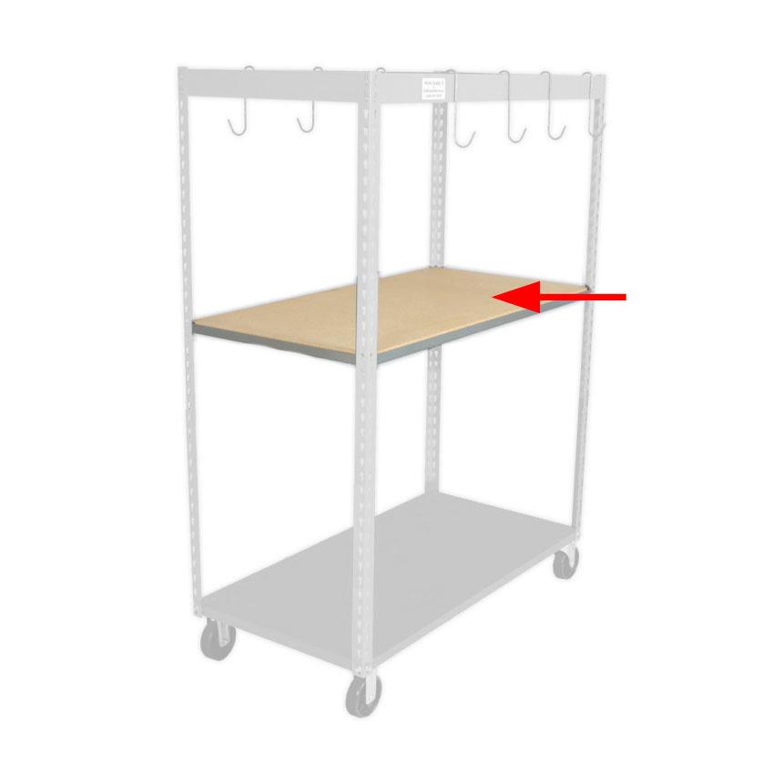 PROLific Original Parts Caddy Wood Shelf Kit
