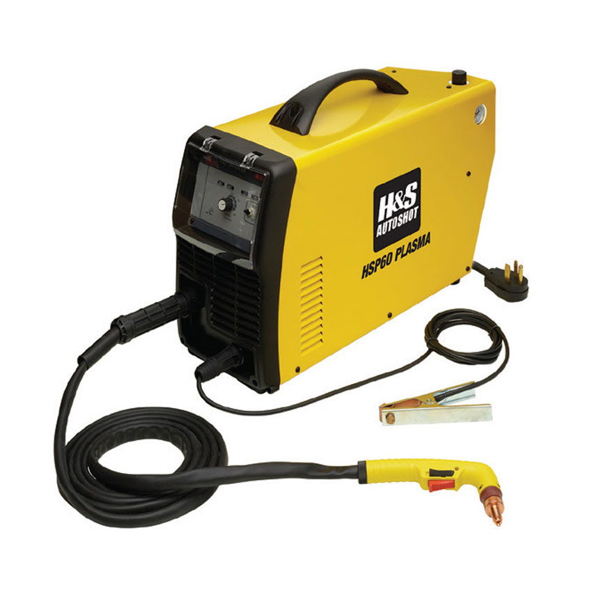 "Plasma Cutter 60-Amp 3/4"" 230VAC - HSW6006"