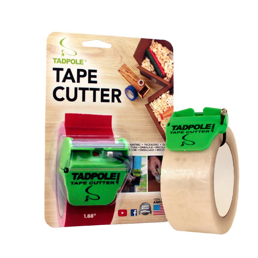 "Tadpole 2"" Tape Cutter"