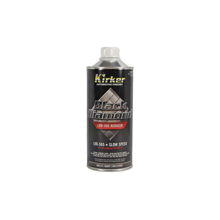 Kirker Black Diamond Low-VOC Urethane-Grade Reducers