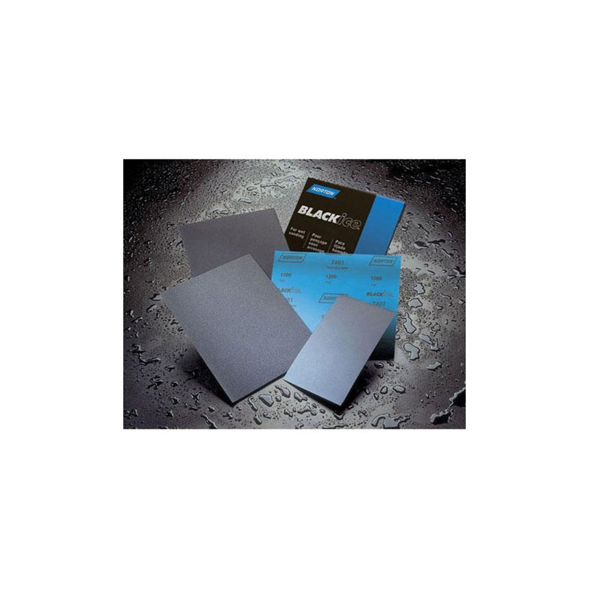 "Norton 5.5"" x 9"" Black Ice Waterproof Sheets"